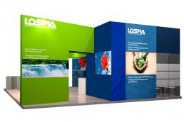LOSMA - Progetto stand