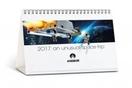 ATREBOR - Calendario 2017